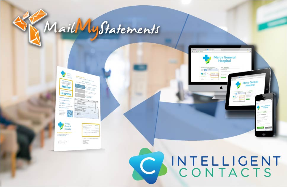 Cloud Communication and Digital Payment Leader Intelligent Contacts Announces Tech Partnership With MailMyStatements