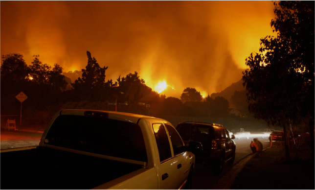 Restricting Calls to Consumers During Natural Disasters